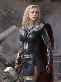 Amber Heard as Thora