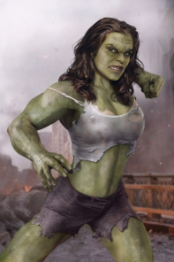 Rachel Weisz as Lady Hulk