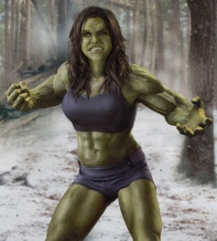 Age of Ultron Lady Hulk
